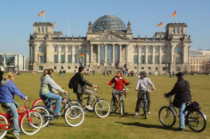 Tour di Berlino in bicicletta