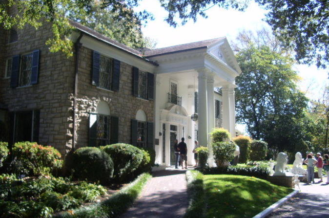 Elvis presley graceland vip tour in memphis 165036