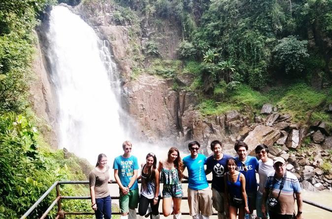 Bangkok: Erkunden Sie den Khao Yai Nationalpark - Wasserfall - Aussichtspunkte mit authentischer Küche und Thai Markttour