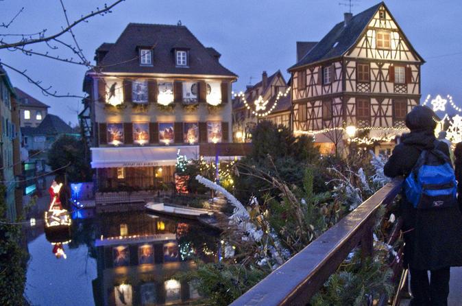 Colmar Weihnachtsmarkt.Weihnachtsmarkt Tour Von Colmar In Frankreich Europa