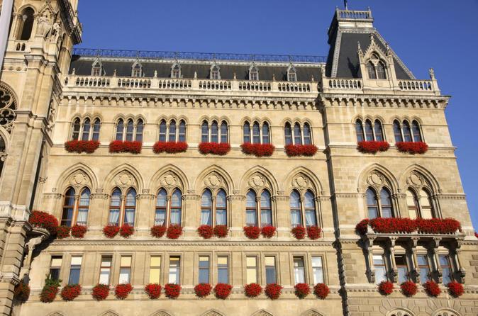 Vienna Super Saver: City Walking Tour plus Highlights Bike Tour