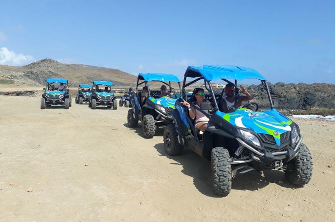 UTV OFFROAD EXPERIENCE NATURAL POOL & CAVES