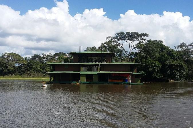Floating Lodge Jungle Tour