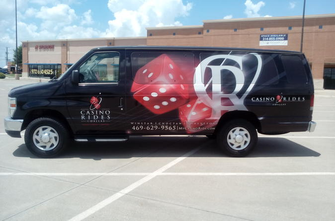 Private Tour to Choctaw Durant Casino from Dallas or Fort Worth