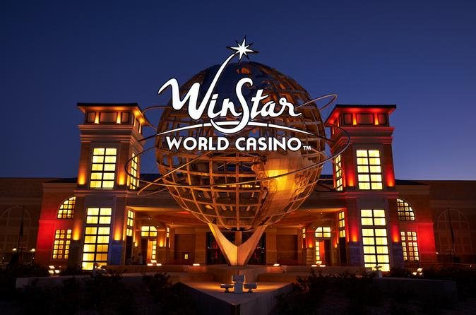 Private Tour to Winstar Casino from Dallas or Fort Worth