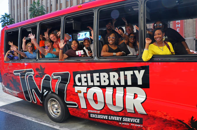 Day Trip from Las Vegas to Hollywood with TMZ Celebrity Tour