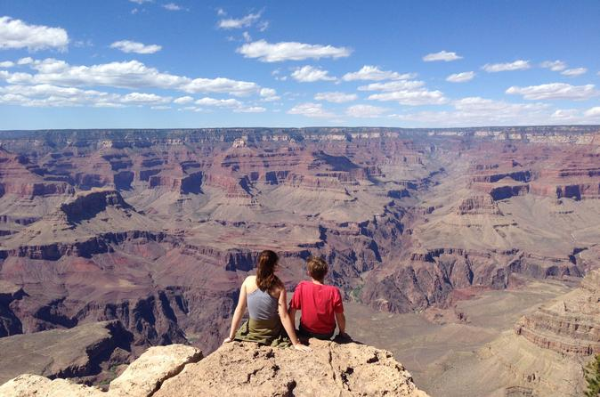 Grand canyon south rim bus tour with optional upgrades in las vegas 275474