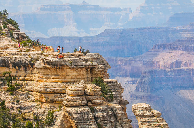 South Rim Grand Canyon National Park Bus Tour from Las Vegas