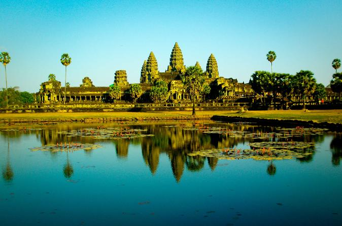 Full day small group angkor wat tour from siem reap in krong siem reap 357565