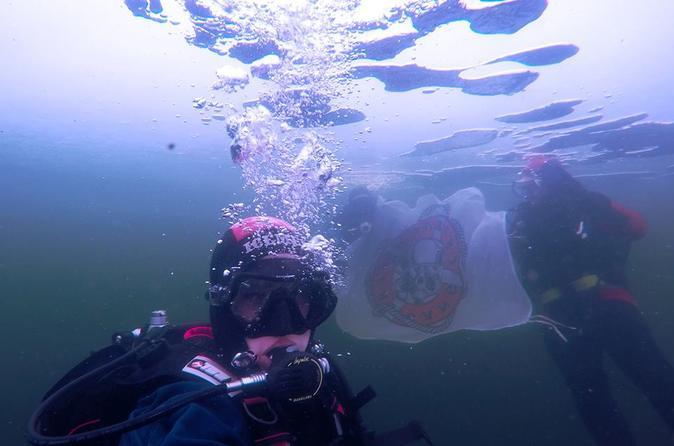 Scuba Diving In Trakai