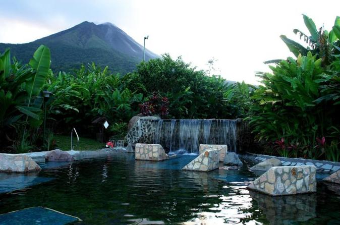 Tours Arenal Volcano with Baldi Hot Springs