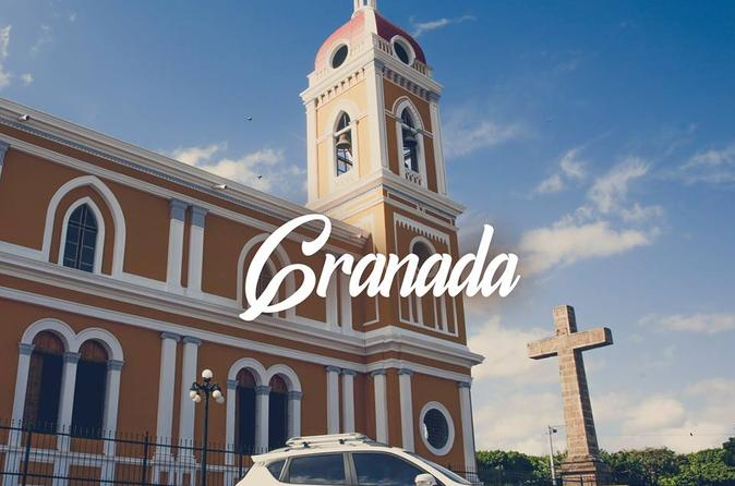 Transfer Managua to Granada