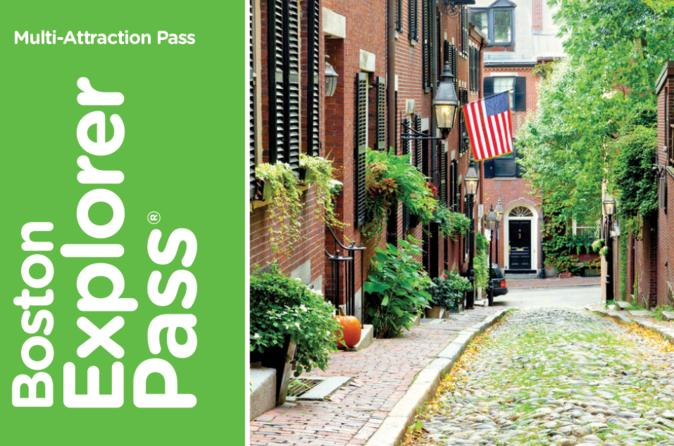 Boston Explorer Pass