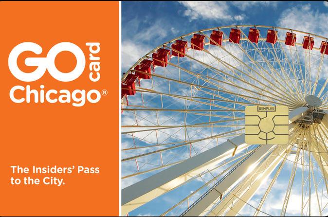Cartão Go Chicago