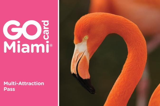 Go Miami Card with Free Admission to Popular Miami Attractions