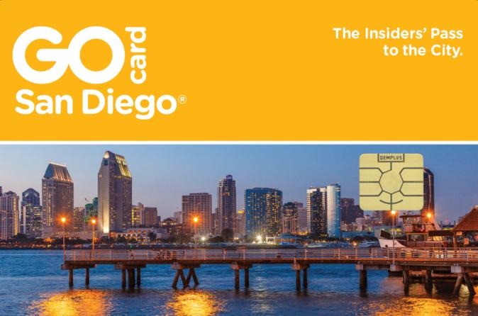 Go san diego card in san diego 155238