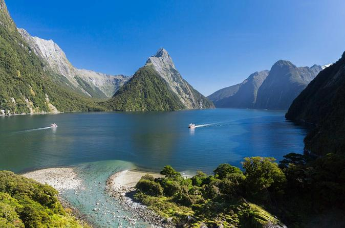 milford sound sightseeing cruise including optional lunch 2019