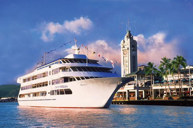 Whale-Watching Cruise from Oahu with Optional Breakfast or Lunch