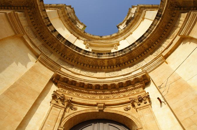 Noto And The Baroque: Guided Private Tour From Catania