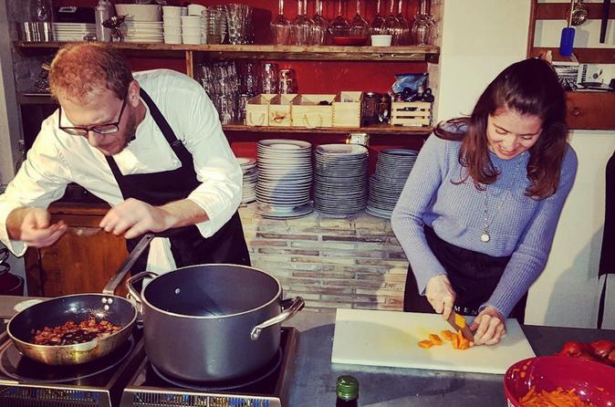 Italian Menu Cooking Class In Rome
