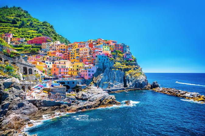 Private Tour Of Cinque Terre From Levanto - Riomaggiore