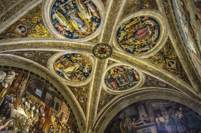 Vatican Museums, St Peter's, Sistine Chapel skip-the-line private tour
