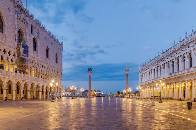 Venice Doge's Palace 3 Hour Private Tour