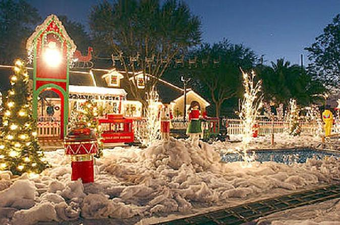 Tampa Christmas Lights Tour By Motorbike In Tampa In United States North  America
