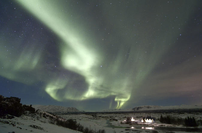 Northern Lights Tour from Reykjavik by Bus