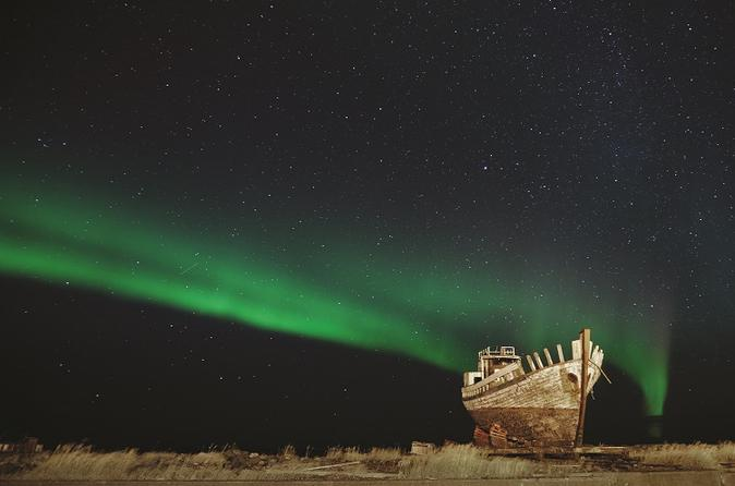 Small-Group Deluxe Northern Lights Tour from Reykjavik