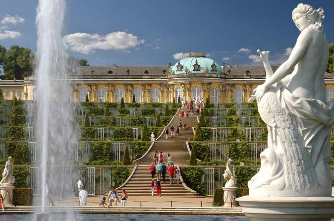 Excursão turística de meio dia por Potsdam, incluindo Visita Guiada ao Palácio de Sanssouci de Berlim