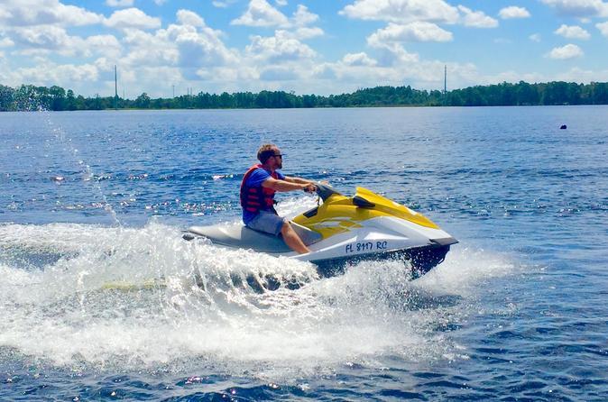 Jet Ski Rentals from Lake Buena Vista Area Orlando