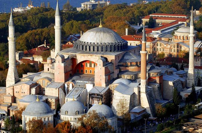 11 Days-10 Night Grand Turkey Tour by private vehicle