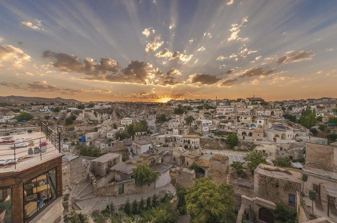 4 days Istanbul and Cappadocia combinated tour