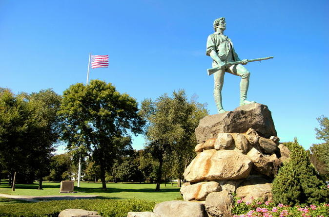 Boston Shore Excursion: Cambridge, Lexington and Concord Sightseeing Tour