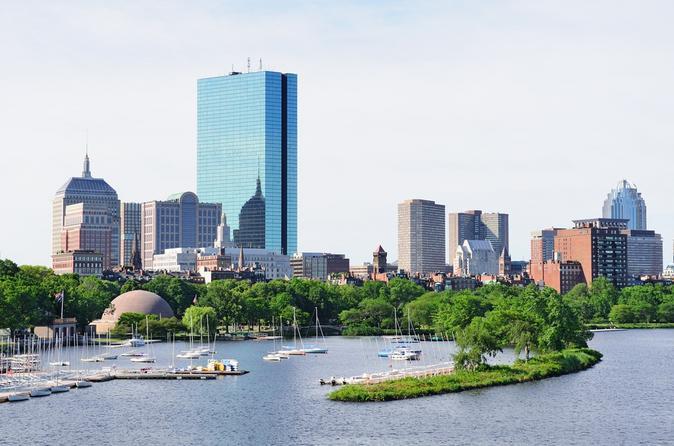 Excursão turística de um dia por Boston