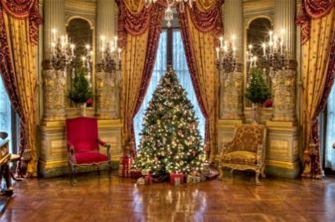 Mansões de Newport no Natal: The Breakers e Marble House