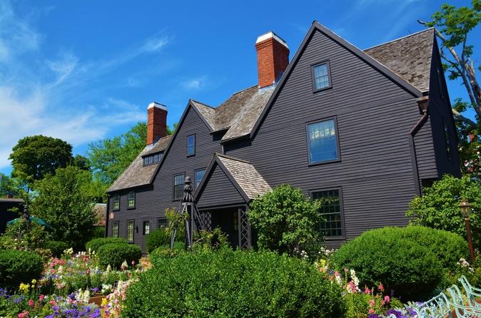 Viagem de Um Dia à Cidade das Bruxas de Salem saindo de Boston