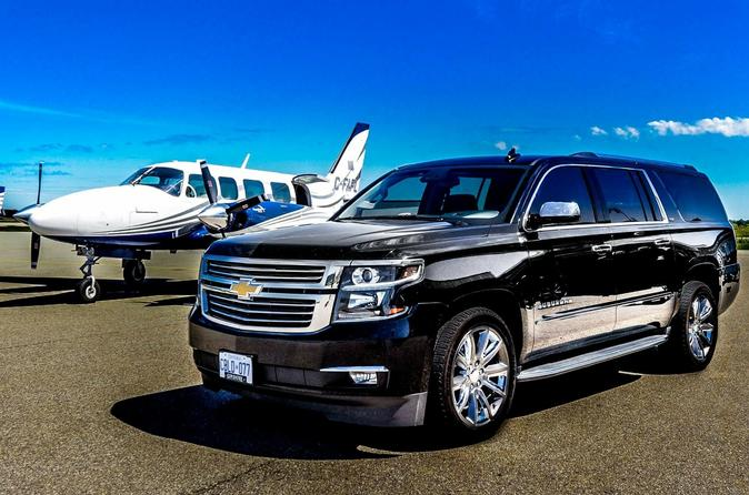 LUXURY NIAGARA TOUR: LIMO and FLIGHT PACKAGE