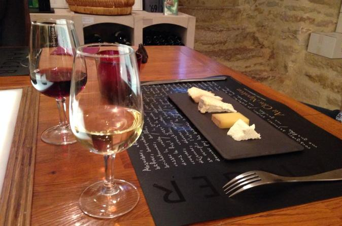 Small group burgundy wine and cheese tasting half day tour from dijon in dijon 173711
