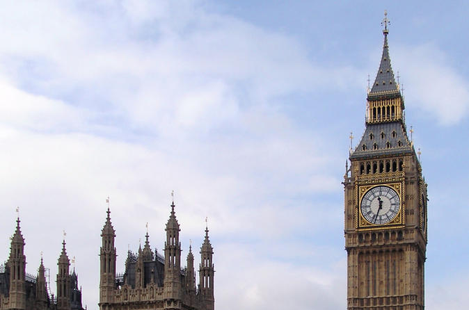 Best of London Highlights Tour (Small Group)