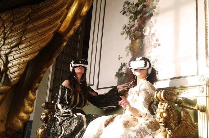 Virtual Reality Experience at Palazzo San Teodoro