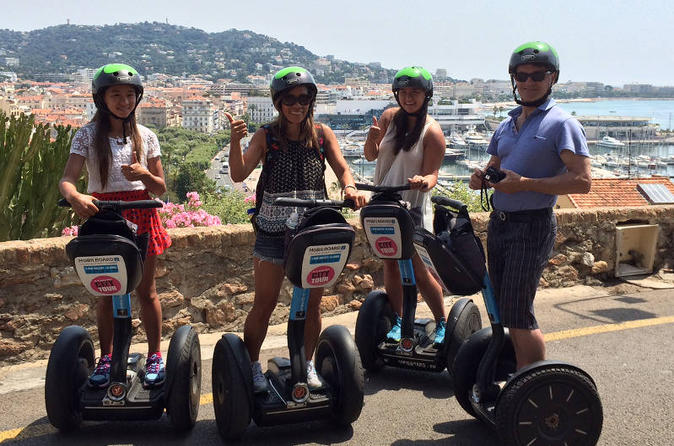Cannes Segway Guided Tour