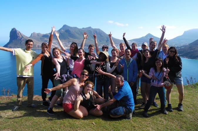 Excursão turística de dia inteiro pela Península do Cabo e Cape Point, saindo da Cidade do Cabo