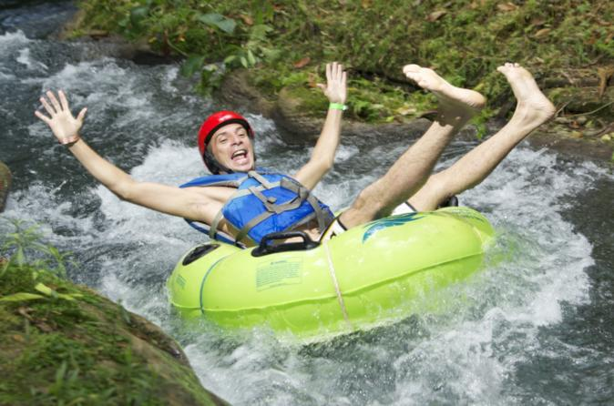 Ocho Rios White River Valley Tubing Safari
