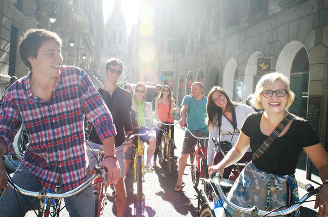 Gaudi Bike Tour With Skip-the-Line Sagrada Familia Ticket - Barcelona