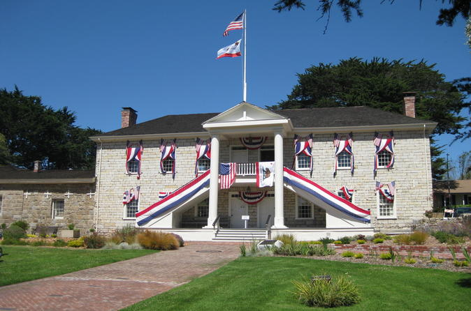 Monterey original walking tours in monterey 357890