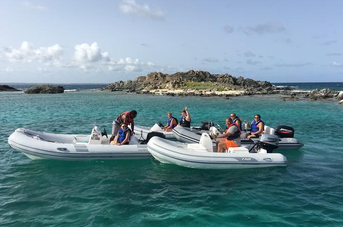Simpson Bay Surf and Turf Tour of St Maarten Sint Maarten (Netherlands), Caribbean