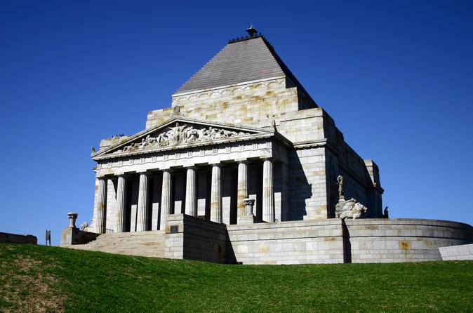 Melbourne City Afternoon Tour