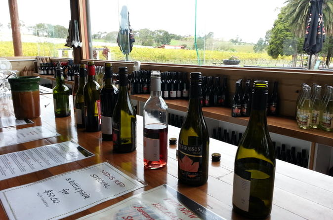 Yarra Valley Wine Tasting Day Tour with Chocolaterie and Ice Creamery from Melbourne